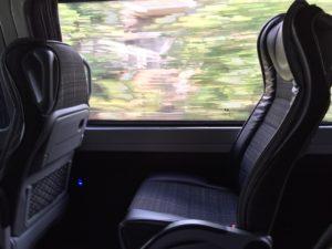 巴士內部圖