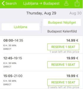 FlixBus App