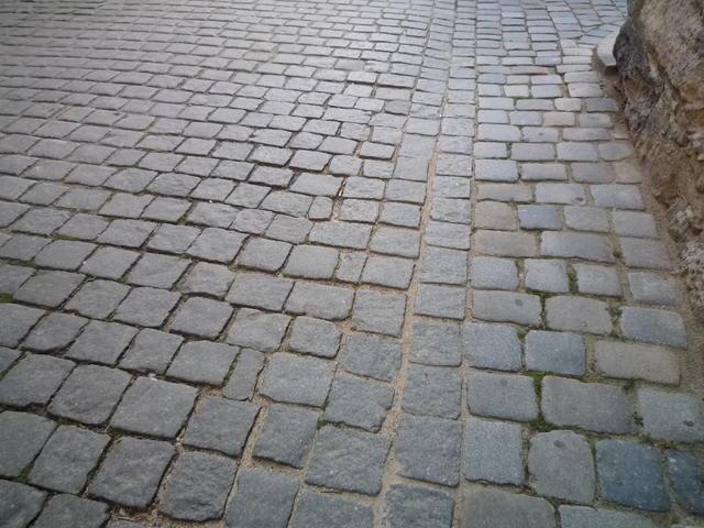 歐洲石板路