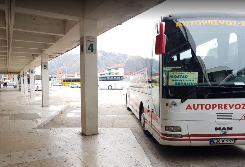 Mostar 大巴士