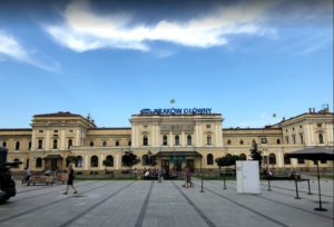 Kraków Main Train Station