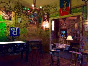 廢墟酒吧 裝置藝術