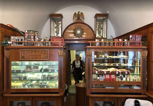 Ruszwurm 甜點店