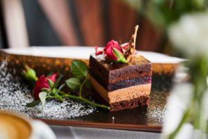 Central Cafe 1887 Dessert
