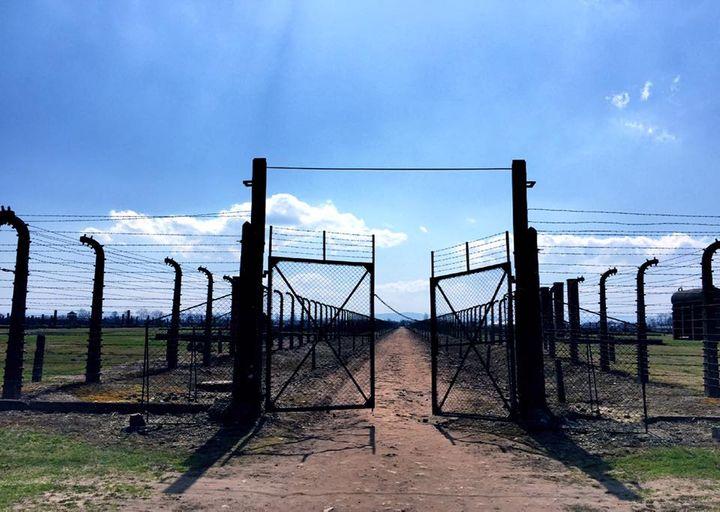 比克瑙集中營