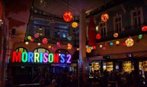 布達佩斯夜店Morrison's 2