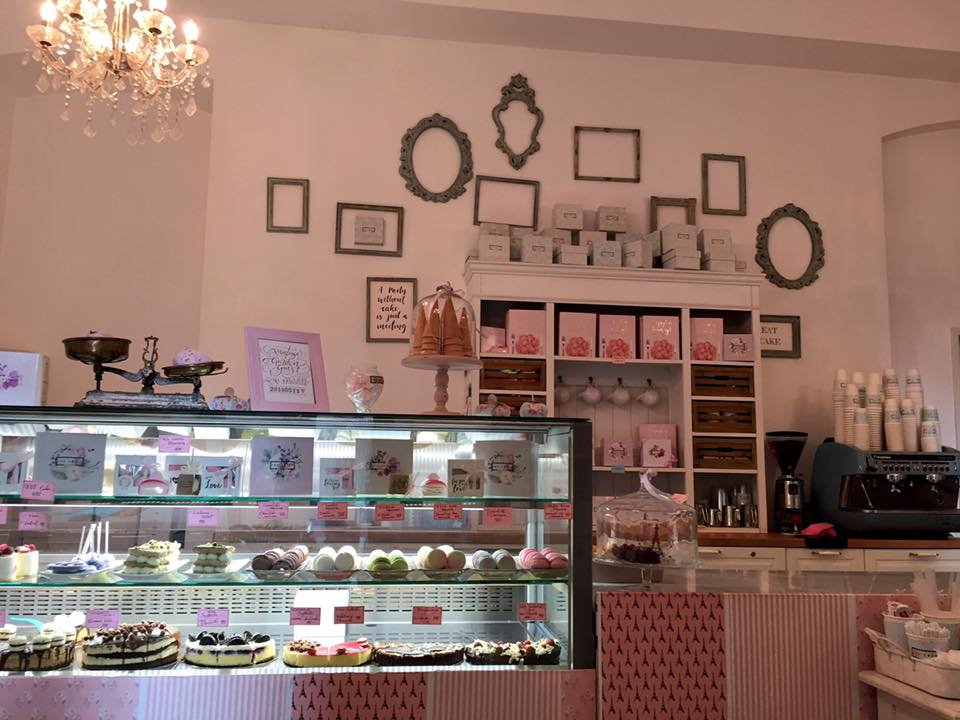The Sweet 甜點店