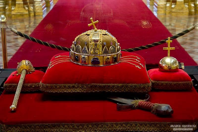 聖史蒂芬國王的皇冠