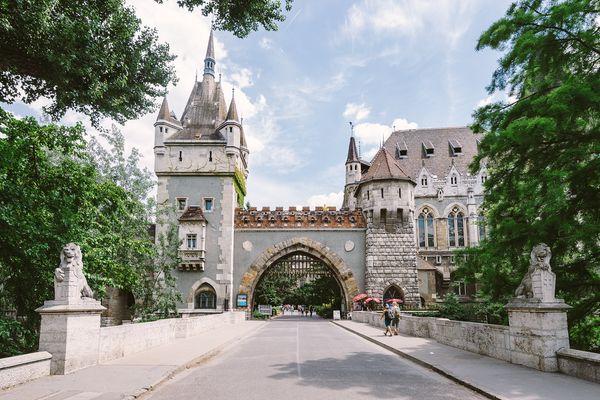 沃伊達奇城堡大門
