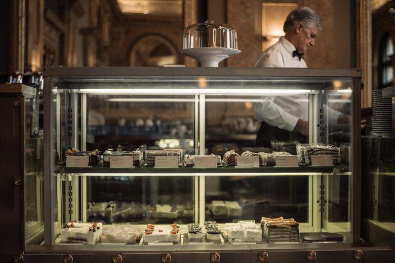 書店咖啡館 Dessert