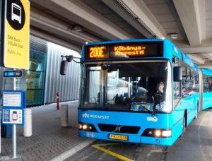 Budapest Bus 200E