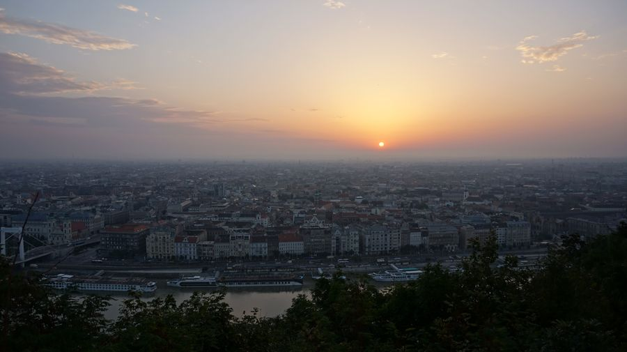 Gellert Hill Sunrise