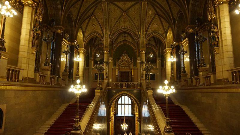 國會大廈 Budapest