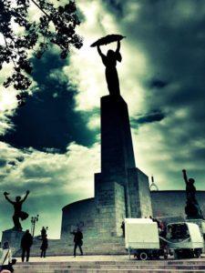 解放紀念碑-自由女神