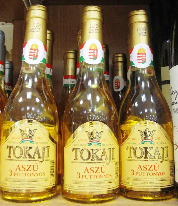Tokaji 貴腐酒