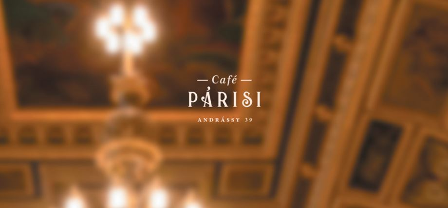 Cafe Parisi in Budapest