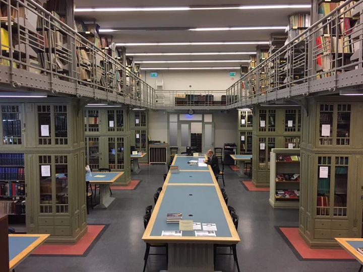李斯特圖書館