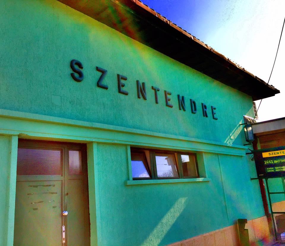 Szentendre Station