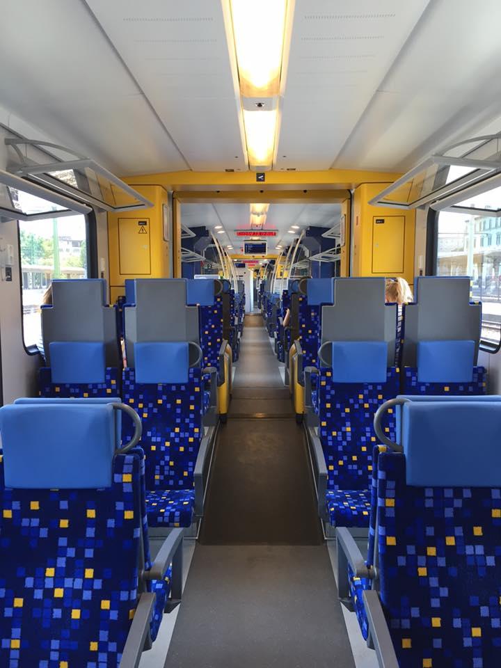 Budapest Déli 火車
