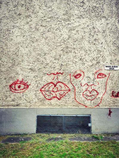 匈牙利小鎮-TaTa 街上塗鴉
