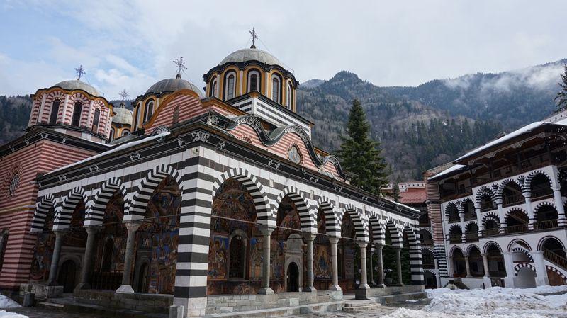 索菲亞-里拉修道院