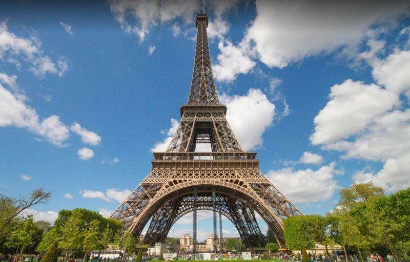 巴黎-艾菲爾鐵塔Eiffel Tower