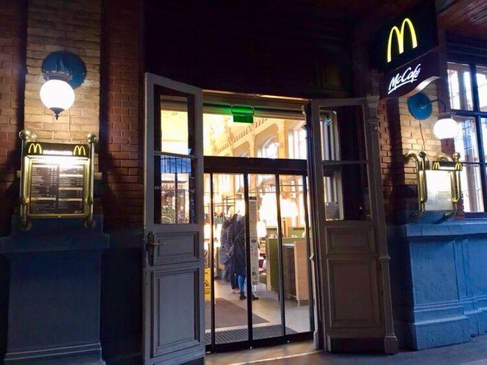 布達佩斯-麥當勞 McDonald's