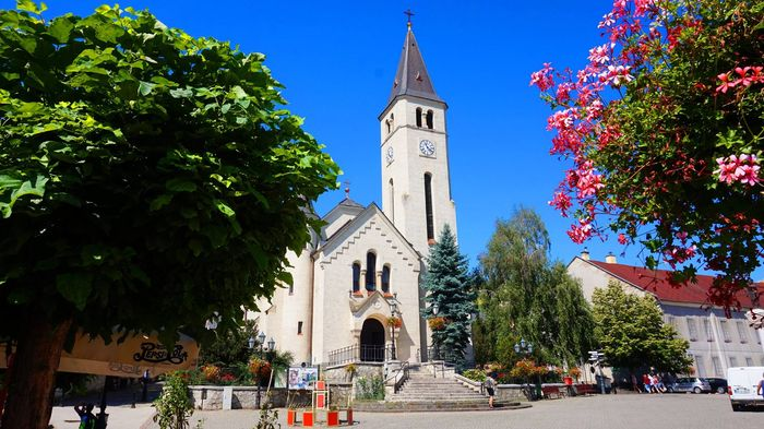 匈牙利布達佩斯近郊小鎮-托考伊(托凱)Tokaj-貴腐酒故鄉