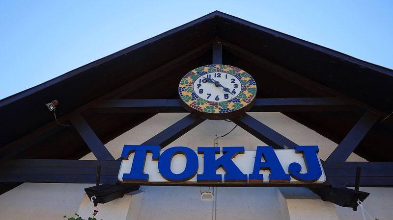 托卡伊車站