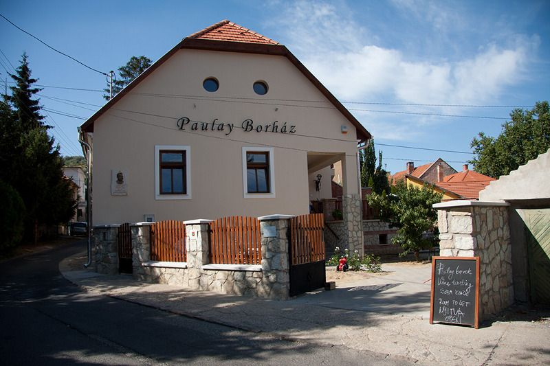Paulay Winery in Tokaj