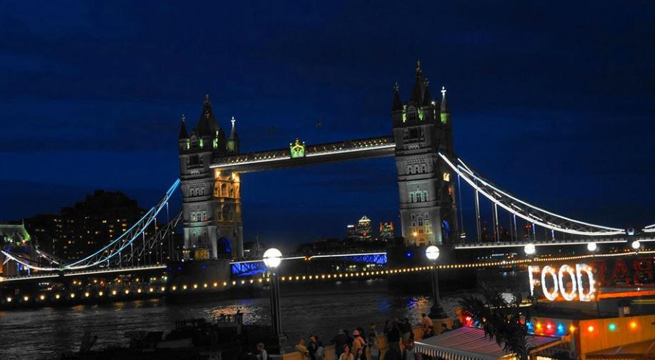 英國-倫敦塔橋