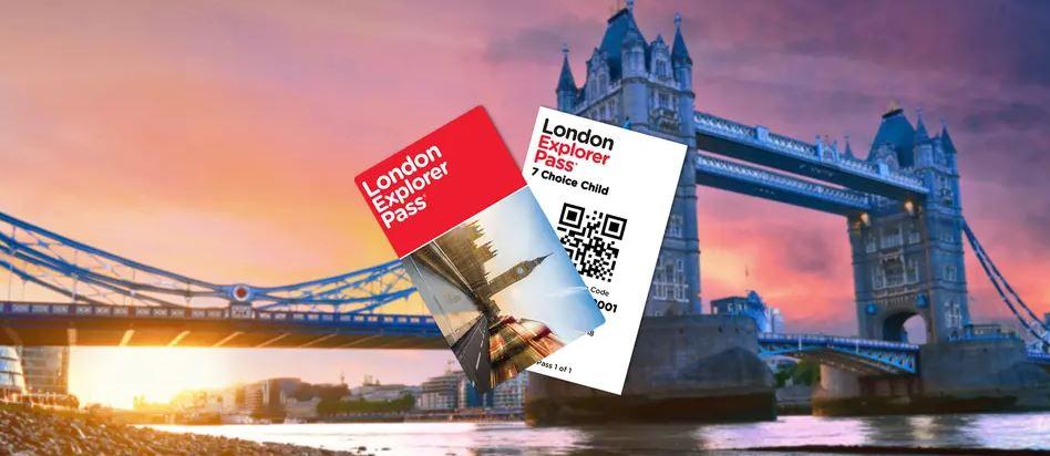 倫敦探索者通行證 London Explorer Pass
