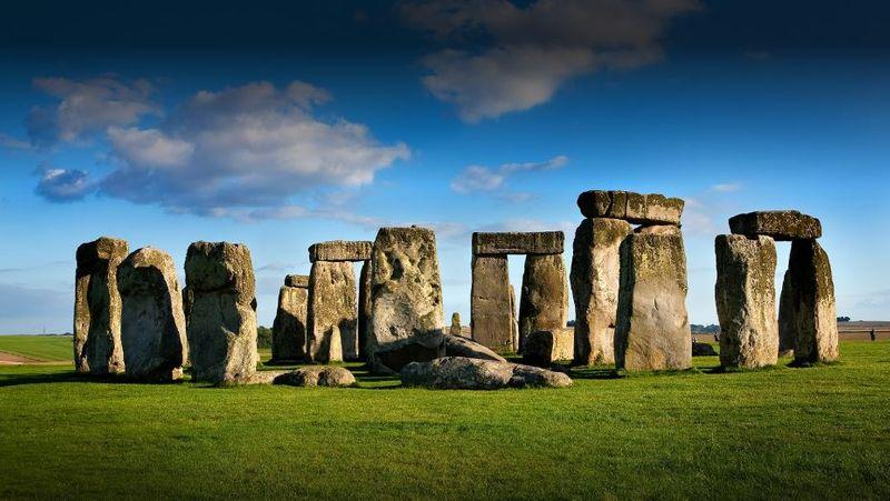 英國-巨石陣Stonehenge