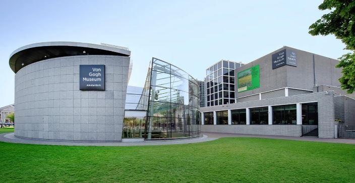梵谷博物館Van Gogh Museum