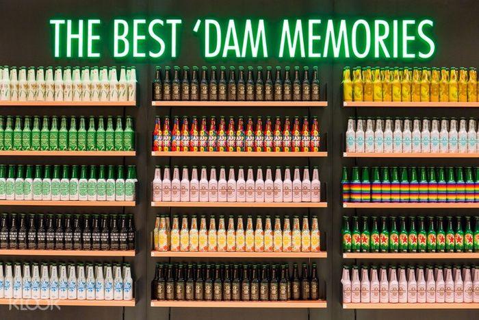 阿姆斯特丹-海尼根博物館Heineken Experience
