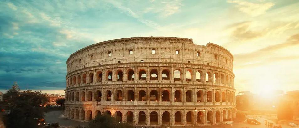 羅馬Rome-羅馬競技場Colosseum