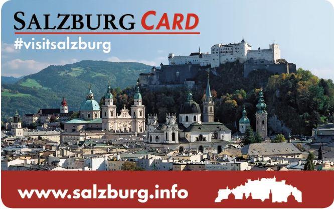 薩爾斯堡卡-Salzburg Card