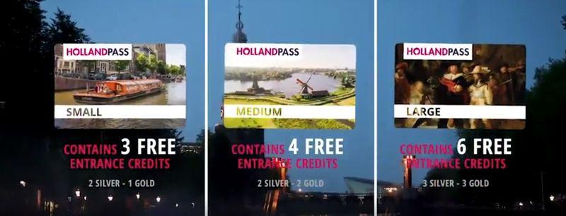 荷蘭通行證 Holland Pass