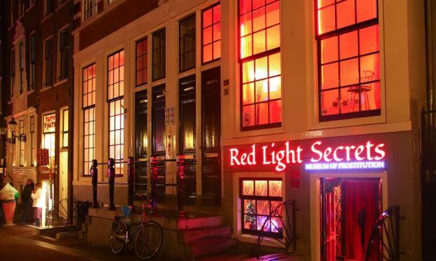 阿姆斯特丹-紅燈區-秘密博物館Red Light Secrets