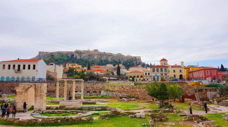 Hadrians Library 2