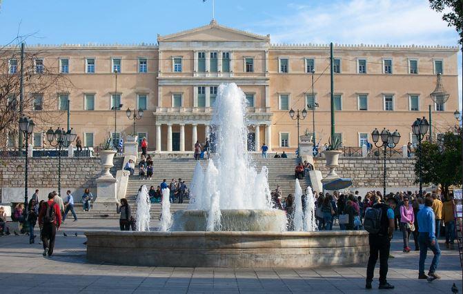 憲法廣場 Syntagma Square