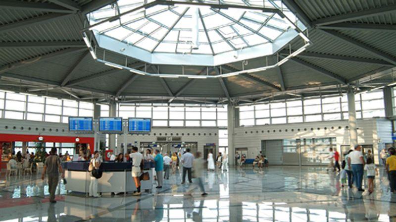 雅典機場地鐵站