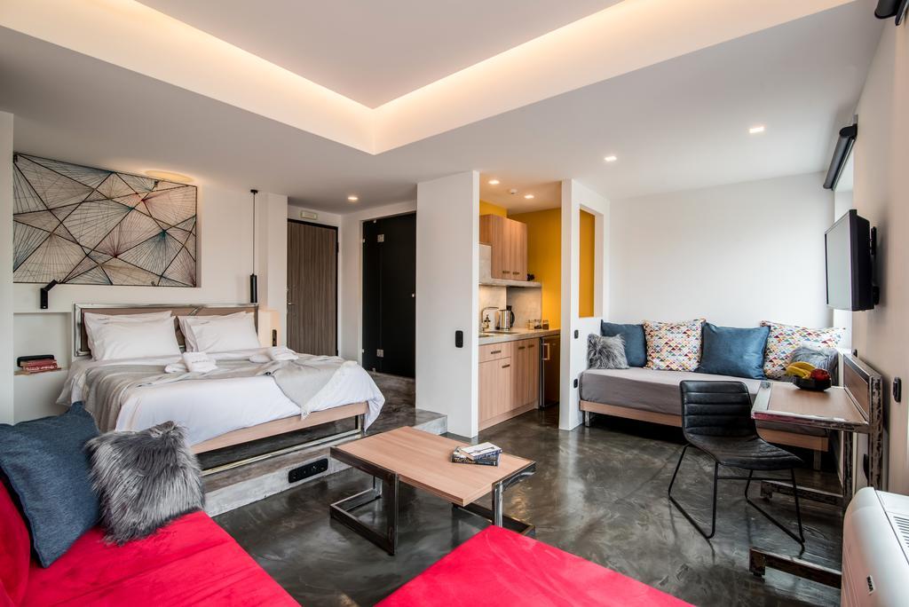 AthinA Street Apartments