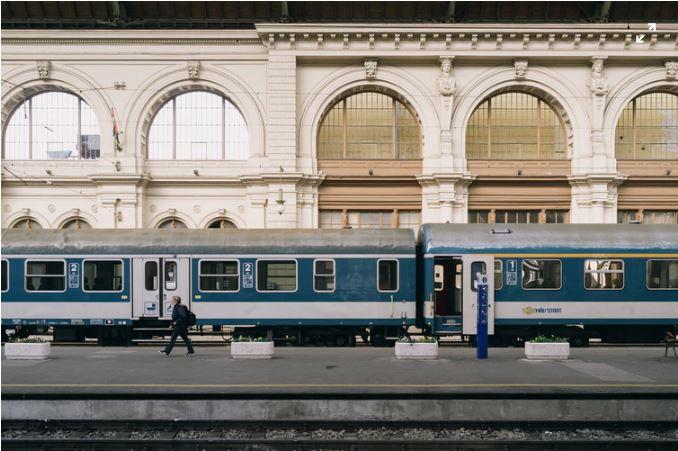 布達佩斯火車