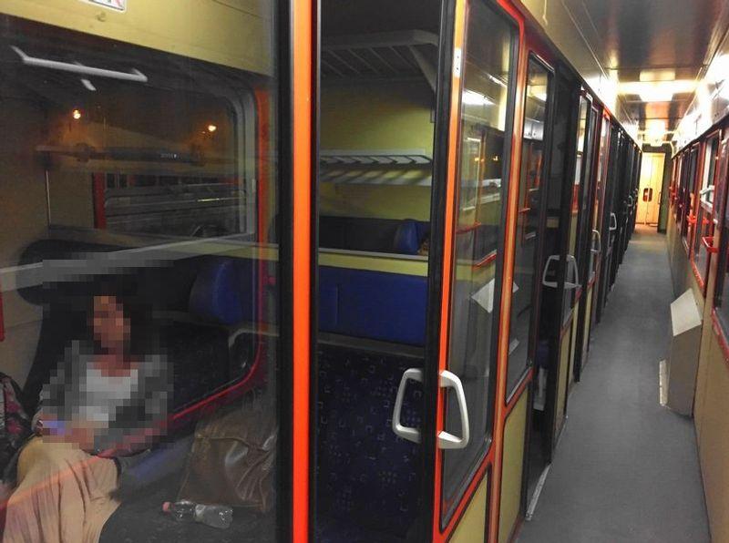 Eger-Budapest匈牙利火車