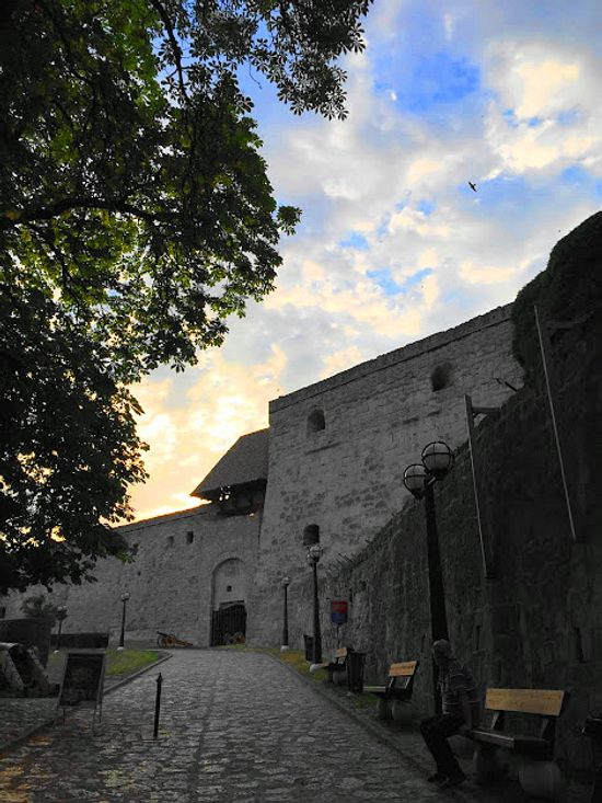 Castle of Eger 埃格爾城堡