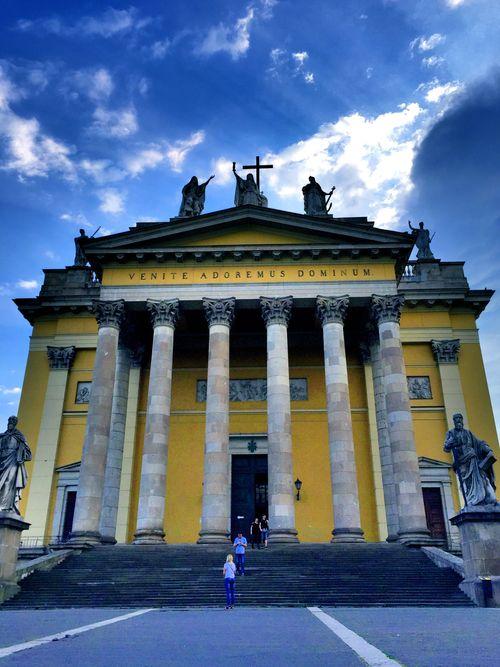 Basilca of Eger 埃格爾大教堂