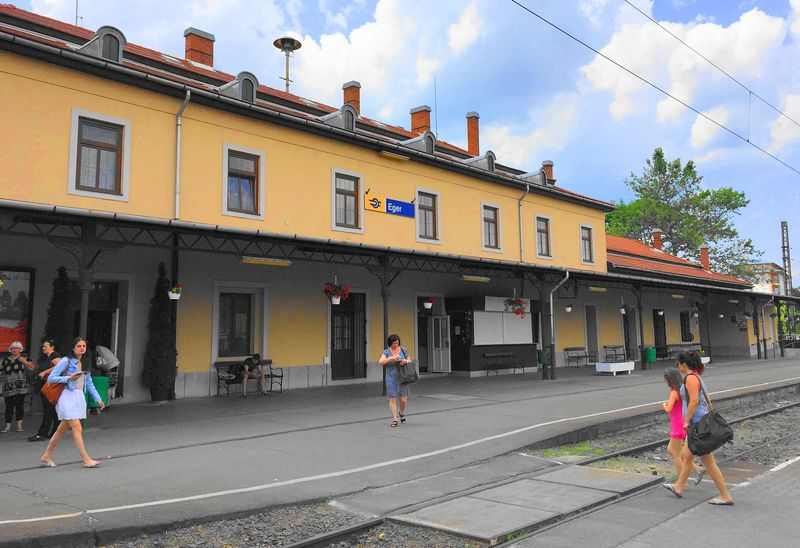Eger火車站