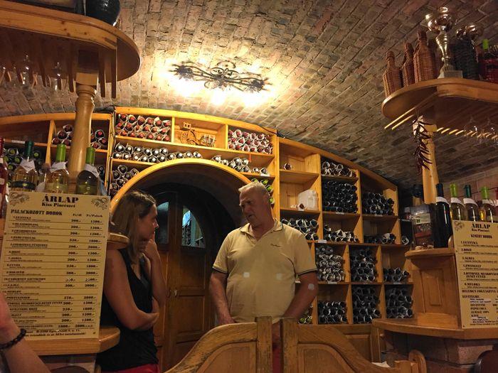 eger酒窖