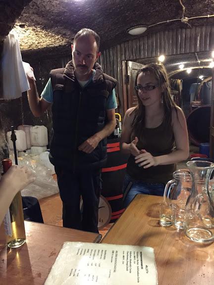 Eger美人谷酒窖